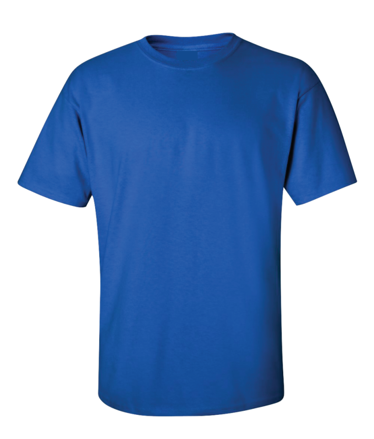 BEOK Clothing - Blue t -shirt